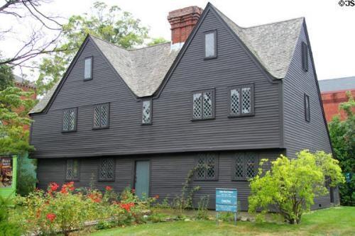 John Ward House 1684 - 1723