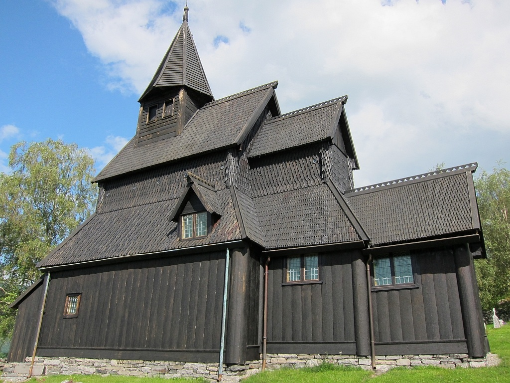 Urnes Stave Church Norway 1150 - 1350