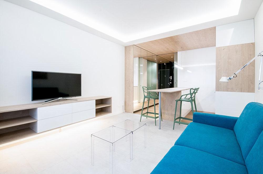 Súťaž Interiér roku: Nutná rekonštrukcia malého bytu v paneláku