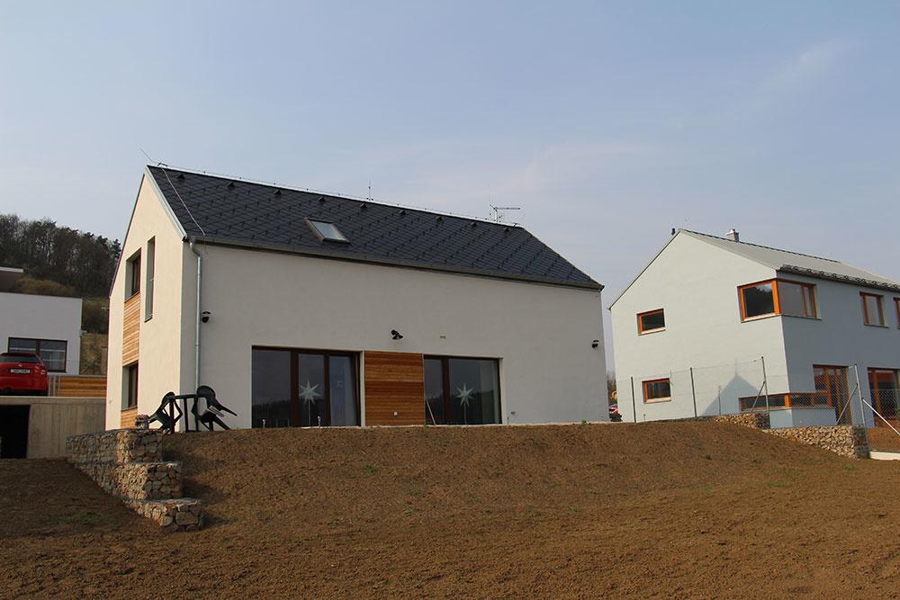 Nízkoenergetický, úsporný, tehlový dom a v rámci rozpočtu