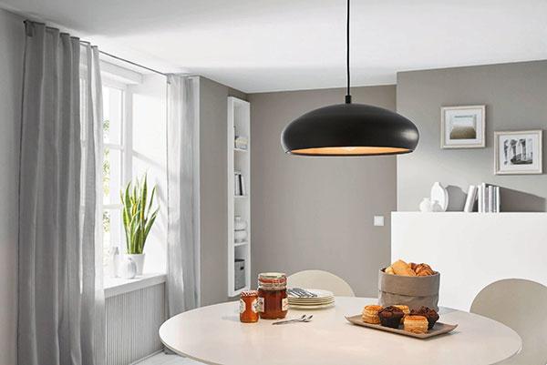 Ako vybrať interiérové a vonkajšie osvetlenie