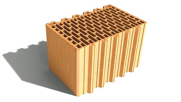BRÚSENÉ TEHLY   Renomovaní výrobcovia ponúkajú novú generáciu pálených tehál, ktorá umožňuje rýchle, presné aúsporné murovanie bez vytvárania tepelných mostov asmenšou vlhkosťou vstavbe. Muruje sa len stenkou ložnou škárou (cca 1 mm), čím sa výrazne zníži spotreba malty asteny sú po dokončení takmer suché. Ako alternatívu malty možno použiť aj špeciálne penové lepidlo. Výhodou brúsených tehál LeierPLAN je aj systém pero + drážka, ktorý umožňuje murovanie bez malty vo zvislej škáre.  www.leier.sk