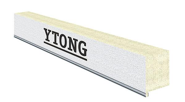 ŽALÚZIOVÝ KASTLÍK  Tento detail je novinkou vstavebnom systéme zpórobetónových dielcov Ytong. Je kompatibilný scelým systémom avhodný pre väčšinu vonkajších žalúzií na trhu. Žalúziový kastlík umožňuje zrealizovať detail bez tepelných mostov, pričom jeho povrch možno upraviť rovnako ako fasádu domu. Dĺžku jednoducho prispôsobíte pílou, prípadne nadstavíte predlžovacím dielom.   www.ytong.sk