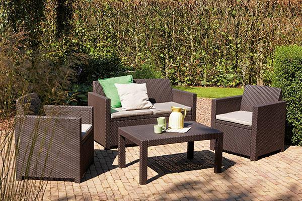 Trendy v záhradnom nábytku pre nadchádzajúcu sezónu