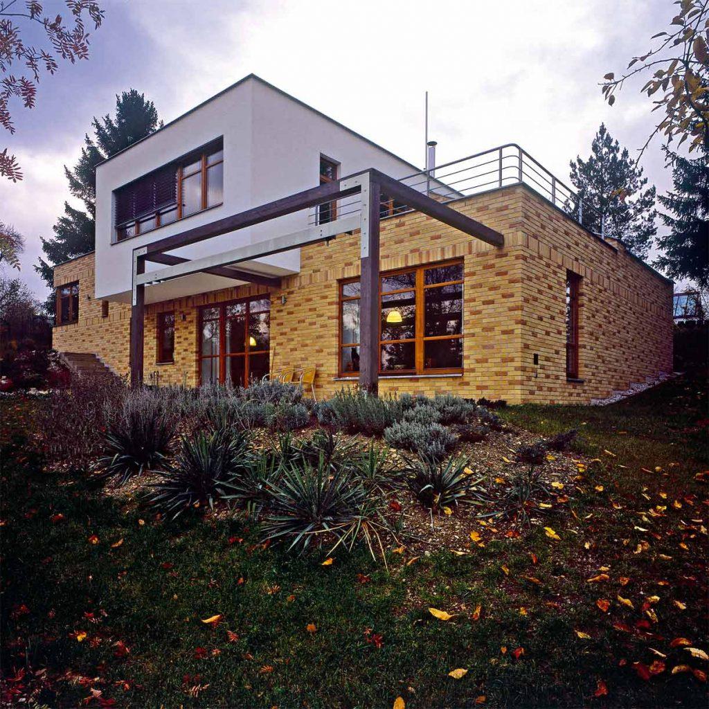 Plochá strecha – cesta k úsporám