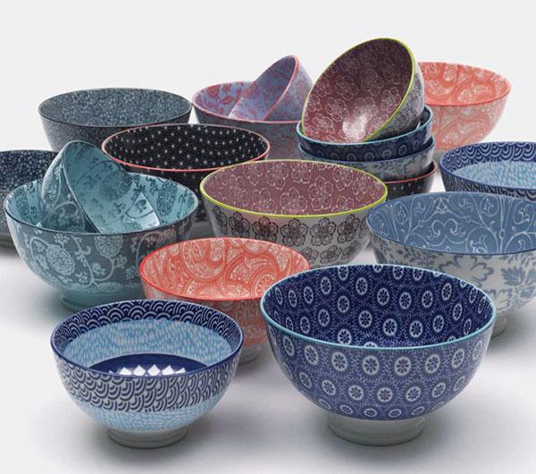 Malá miska ZAFFERANO, porcelán, vhodná do umývačky riadu, modrá, priemer 11,5 cm, 3,80 €, www.bellatavola.sk