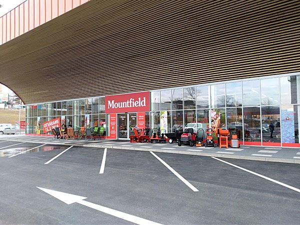 Mountfield otvára novú predajňu v Prešove a zmodernizoval predajňu v Nitre