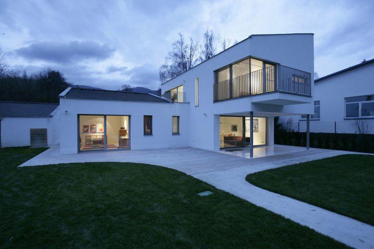 Súťaž Interiér roku: Rodinný dom s garážou v Martine
