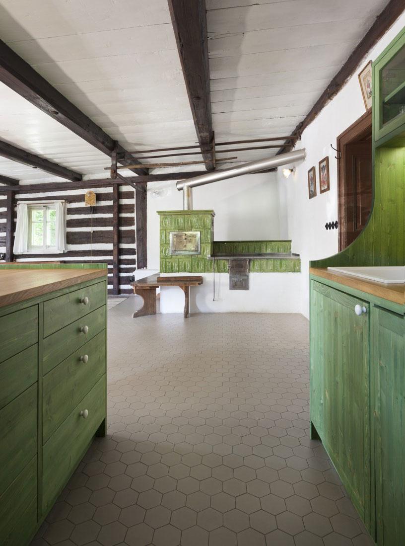 Súťaž Interiér roku: Záchrana chalupy v Českom raji