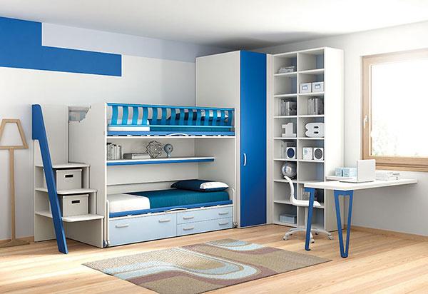 Zdravotne nezávadný nábytok pre deti