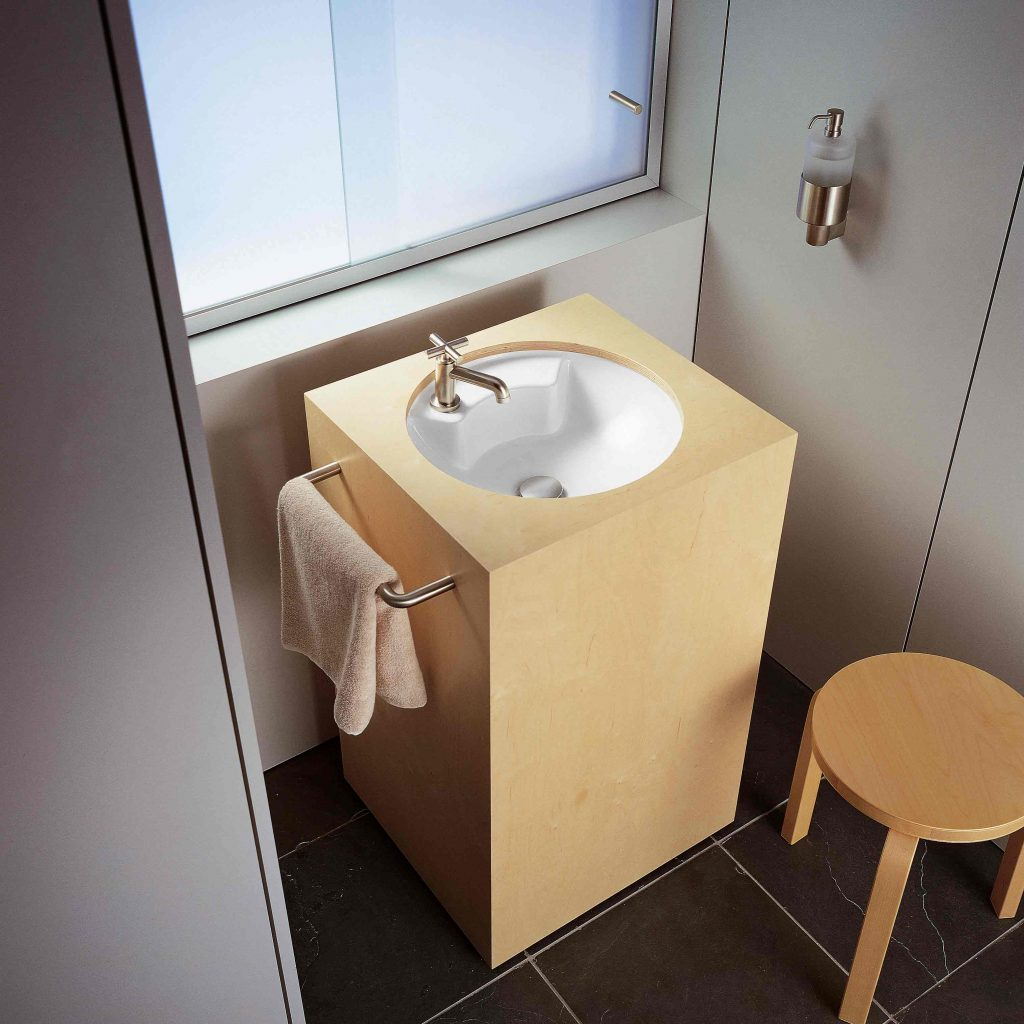 Dva problémy, dve riešenia alebo Malé triky pre malú kúpeľňu