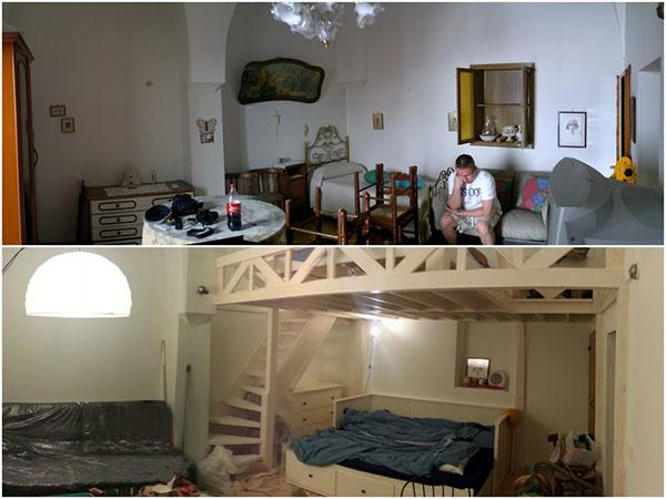 Ako si Slováci zrekonštruovali historický dom v malom talianskom mestečku