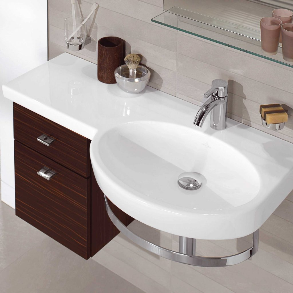 Praktická a moderná kúpeľňa