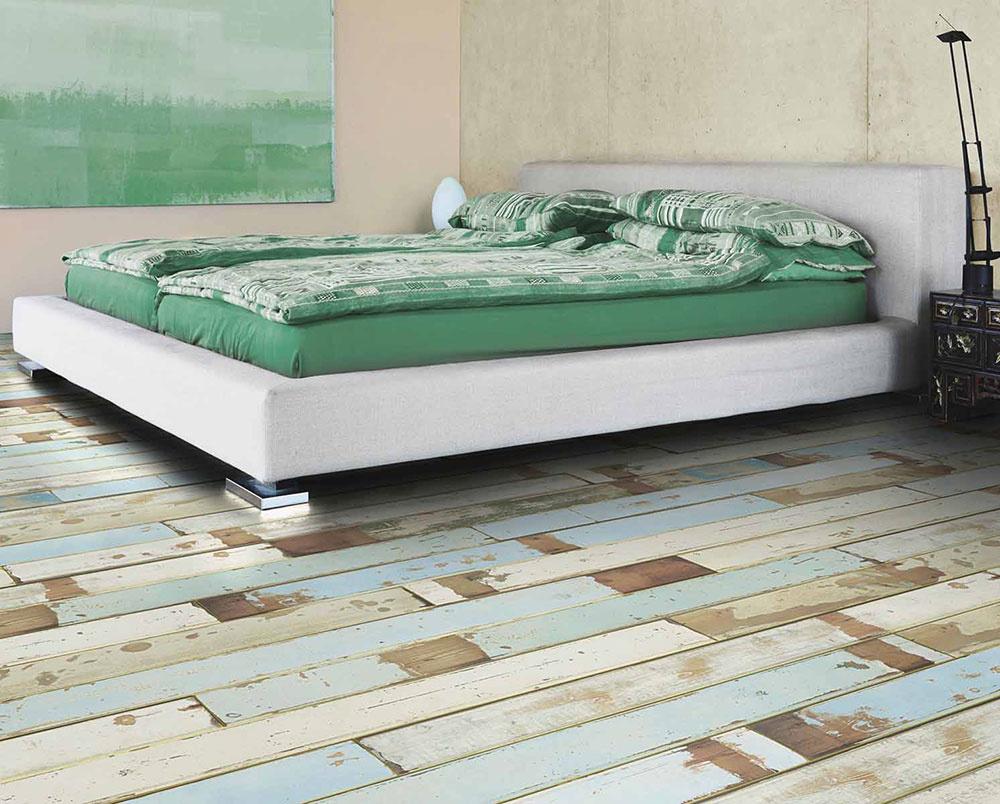 Vezmite to od podlahy: Ako vybrať laminátovú plávajúcu podlahu