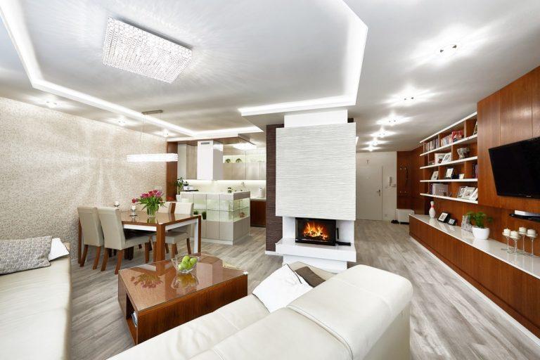 Súťaž Interiér roku: Štvorizbový byt v tichej lokalite Bratislavy