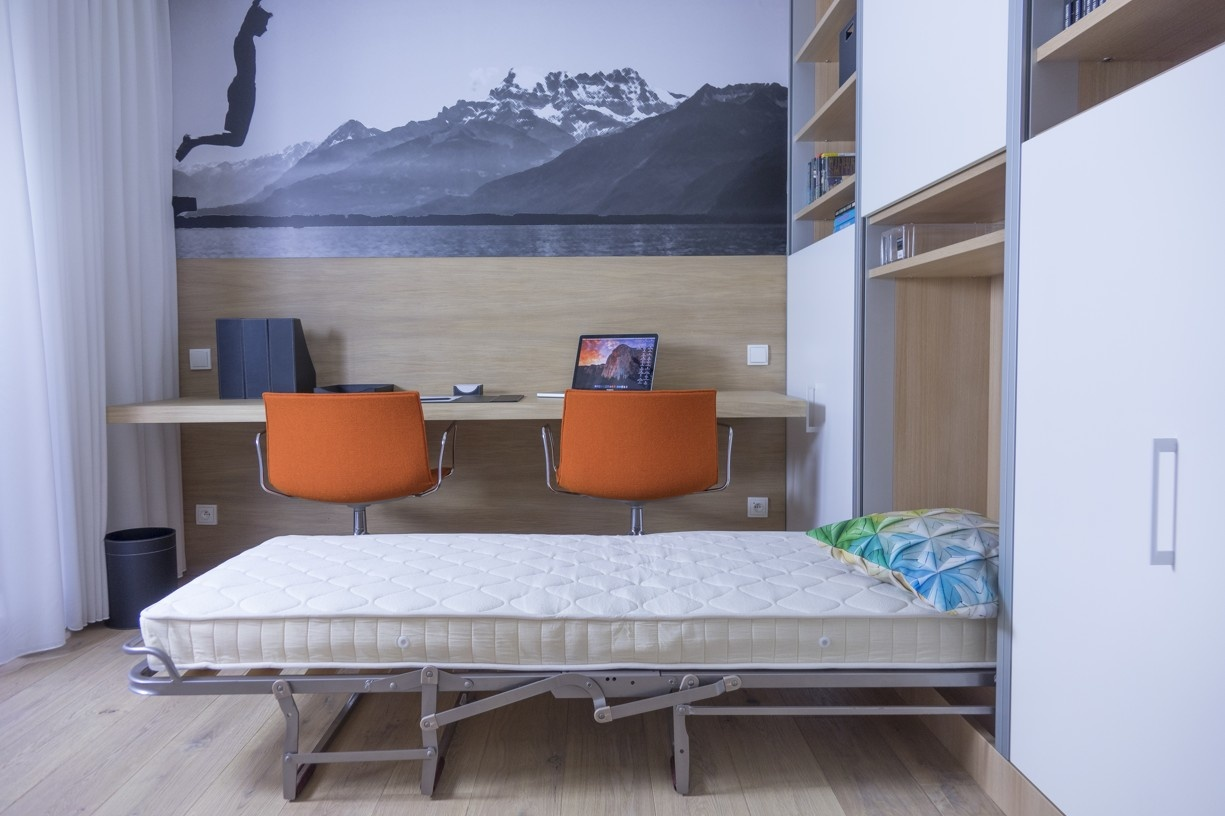 Rekonštrukcia súkromného bytu v Prahe-Košířoch