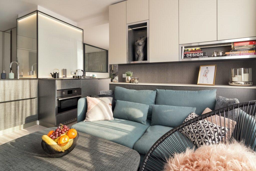 Súťaž Interiér roku: Zmenšenie panelákového bytu 1 + 1 na garsónku