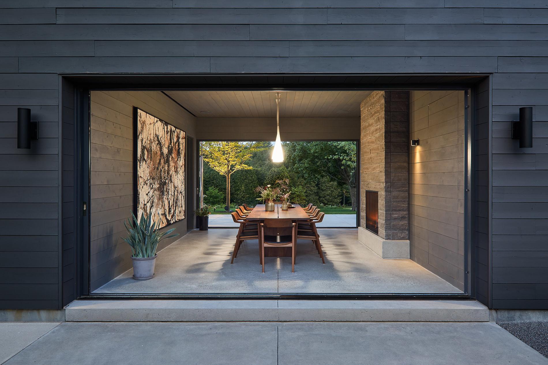 Moderná interpretácia ľudovej architektúry