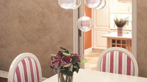 Hrdza, betón či diamanty na stenách sú hitom interiérov