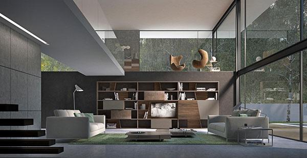 PRESOTTO - obývacie izby pre dynamických ľudí