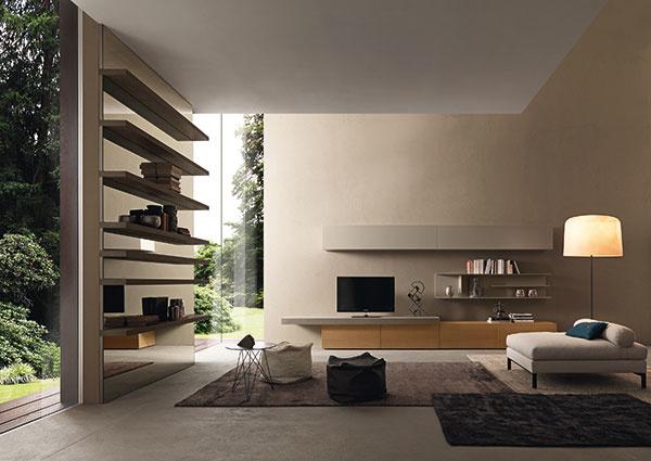 PRESOTTO – obývacie izby pre dynamických ľudí