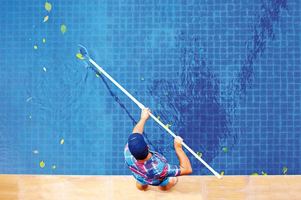 Ako pripraviť bazén na novú sezónu