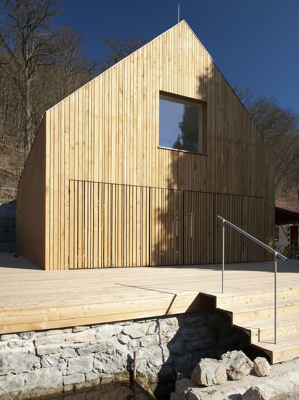 Rodinná drevostavba, ktorý sa prispôsobí potrebám majiteľov
