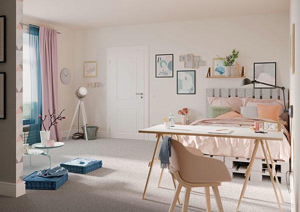 Aktuálne farebné trendy pre váš harmonický domov