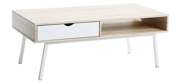 So zásuvkou ABBETVED, 120 × 47 × 60 cm, dekoratívna dyha, oceľ, 79,99 €, Jysk