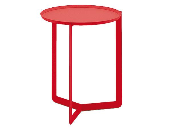 Subtílny Round od značky MEME Design, výška 46 cm, priemer 40 cm, kov, viac farieb, 318 €, www.bonami.sk