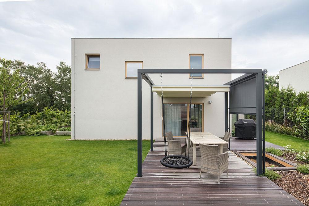 Malé rozšírenie domu urobilo majiteľom veľkú službu
