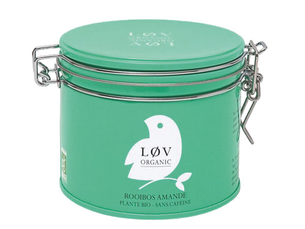 Rooibos čaj Almond, 100 g, 16,02 €, www.bellarose.sk