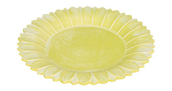 Dekoračný tanier, 27 cm, 3,19 €, KiK