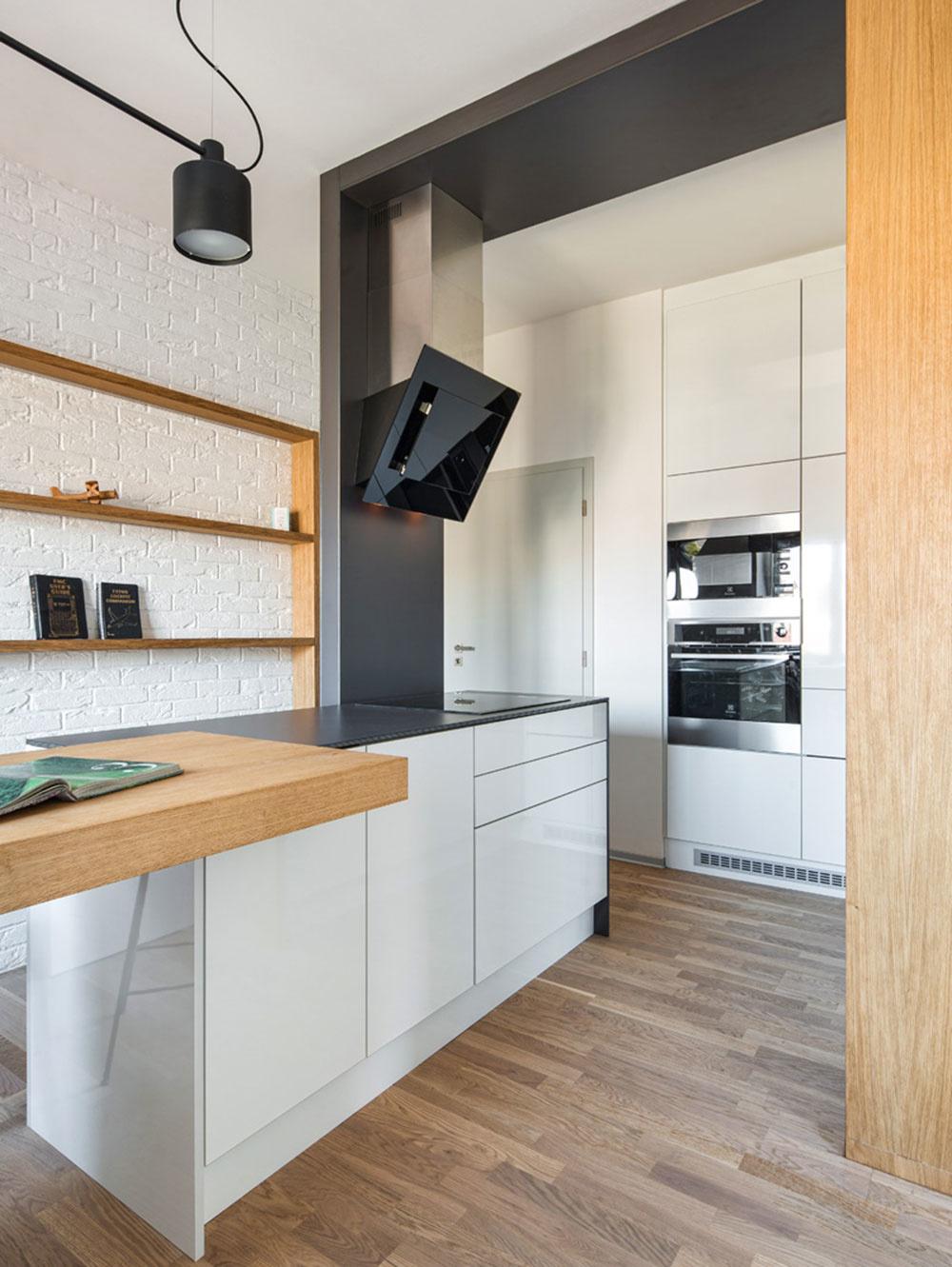 Ako na premenu malého bytu, aby vyhovoval potrebám moderného muža