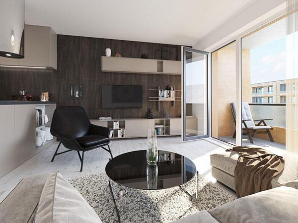 Hľadáte nové bývanie? V týchto troch projektoch by sa vám určite páčilo