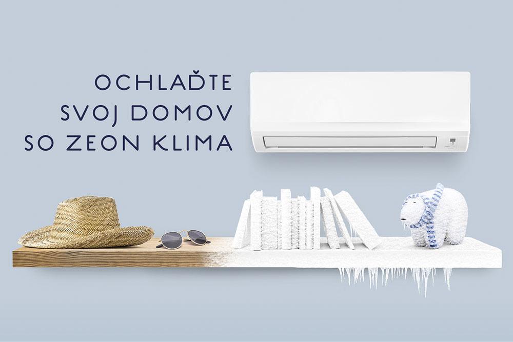 Získajte špičkovú klimatizáciu a ušetrite na elektrine už počas tohto leta