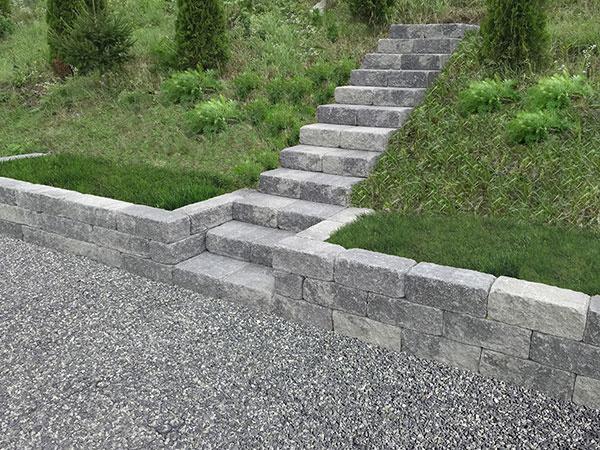 Múriky a schody DUO STONE – Ideálne riešenie do vašej záhrady