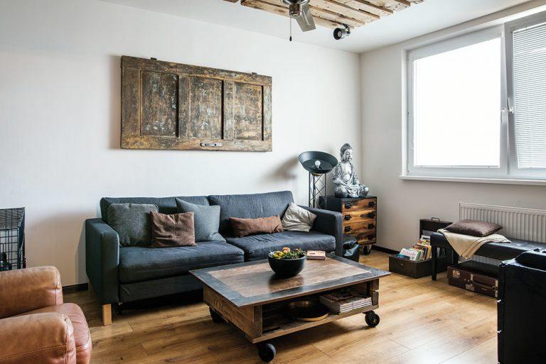 Jednoizbový byt v Pezinku so šikovnou dispozícou a balkónom