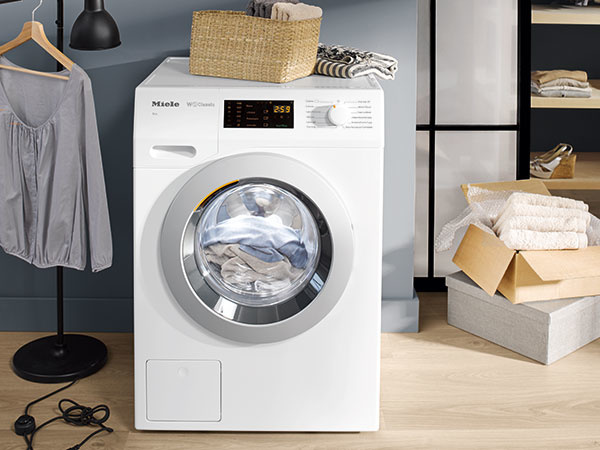 Najnovšie práčky vhodné na ekologické pranie