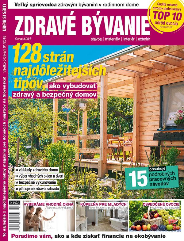 Zdravé bývanie - nová publikácia v predaji