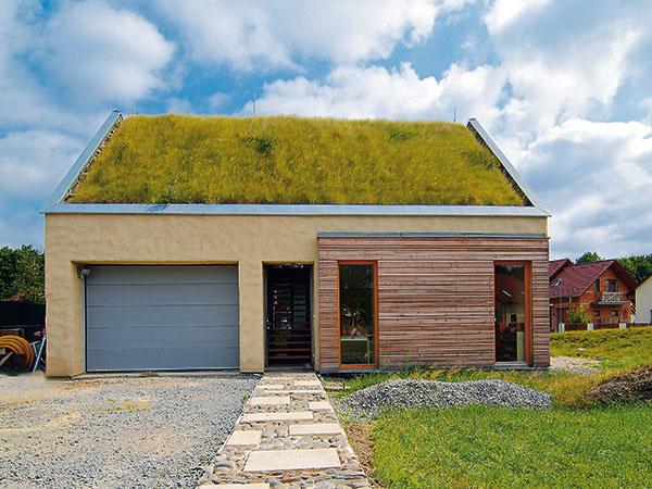 Zeleň môže rásť ako na plochej, tak aj na šikmej streche. Okrem ochrany pred prehrievaním aj premŕzaním konštrukcie pod nimi je veľkým plusom zelených striech zlepšenie klímy vokolí (teda vzáhrade, kde chcete tráviť čas čo najpríjemnejšie), ktoré je citeľné najmä vlete. Súvisí so zachytávaním dažďovej vody, sčím je spojené zvýšenie vlhkosti azníženie teploty vokolí. Zeleň taktiež znižuje prašnosť, spotrebúva CO2 aprodukuje kyslík.