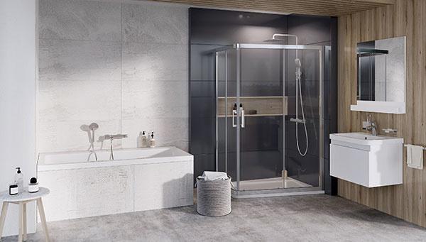 Nájdite si riešenie pre celú kúpeľňu