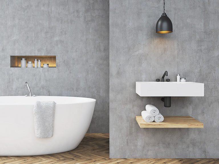 6 tipov do praktickej kúpeľne