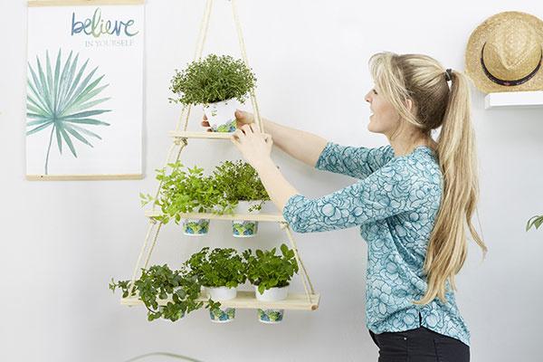 Ako si vyrobiť domácu bylinkovú záhradku