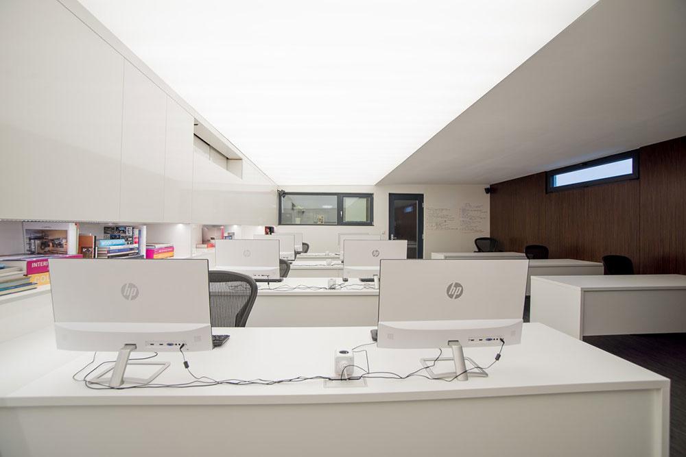 Súťaž Interiér roku: Rodinná vila s ateliérom v Brne