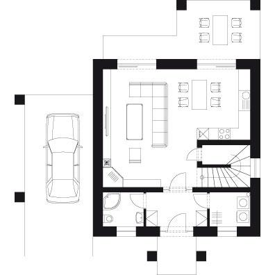 poschodie: 57,09 m2