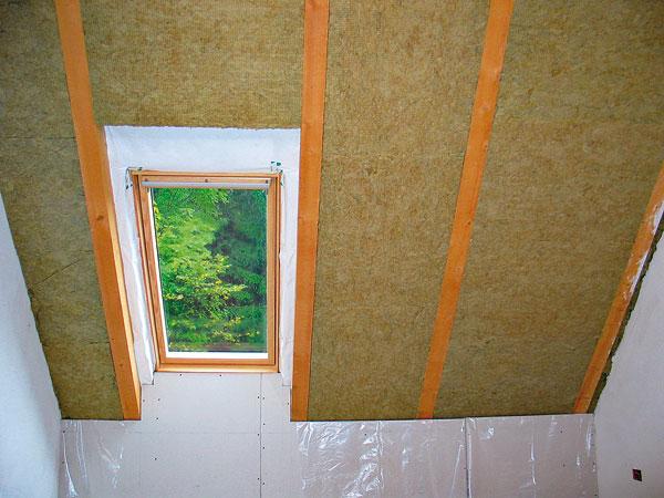 Teplo pod strechou