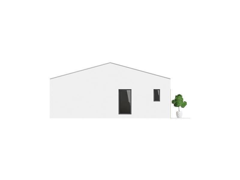 Projekt rodinného domu Katka 49