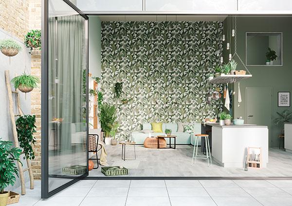 Ak túžite po pokojnom domove, stavte na zelenú