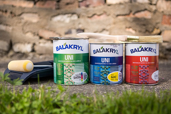 BALAKRYL prichádza s novými odtieňmi univerzálnych farieb